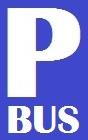Parkplatz-Busse-Zeichen
